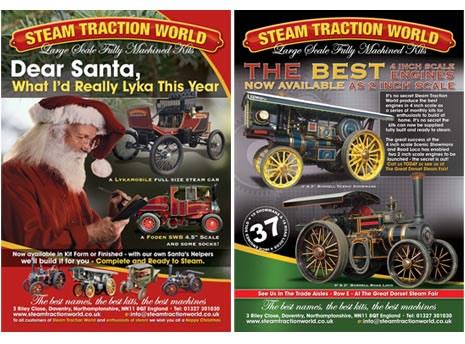 Magazine Ads Examples