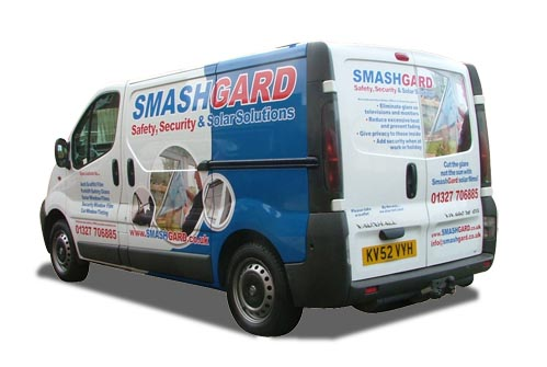 Vehicle Graphics Rugby