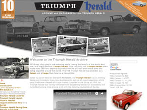 classic car websites