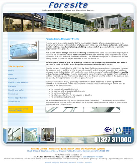 Website Design Brackley