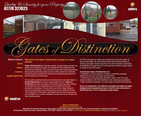 Website Design Nuneaton