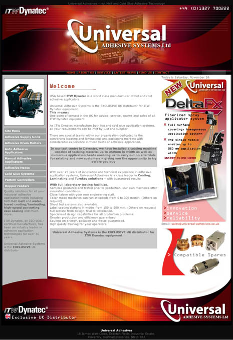 Website Design Southam
