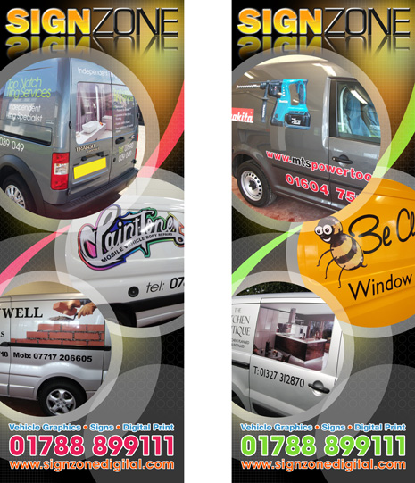 Window Graphics Daventry